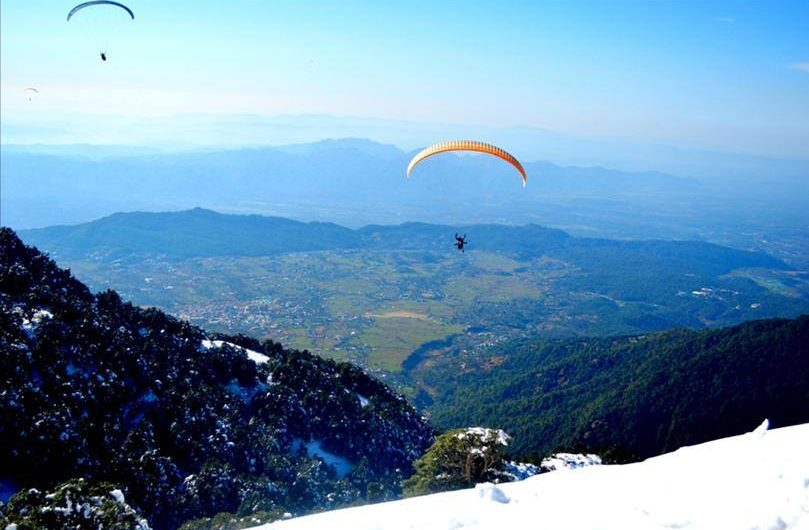 Bir and Billing for paragliding