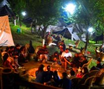 Camping and Paragliding at Camp Oak View and paragliding in Bir Billing, packages Bir Billing