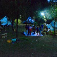 Camping at Camp Oak View