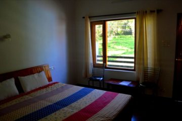 Guest house stay and Paragliding